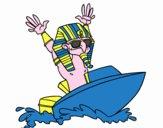 Egipci navegant